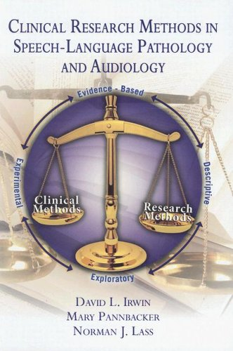 Clinical Research in Speech-Language Pathology and Audiology 9781597560696