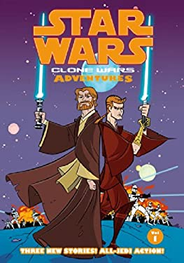 Star Wars: Clone Wars Adventures Volume 1 9781593072438