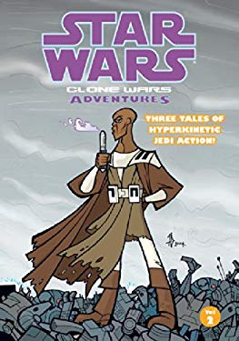 Clone Wars Adventures: Volume 2 9781593072711