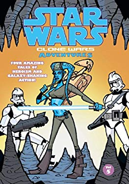 Clone Wars Adventures 9781593074838