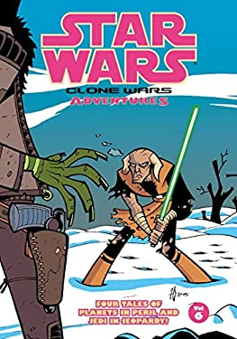 Clone Wars Adventures: Volume 6 9781593075675