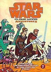 Clone Wars Adventures: Volume 7 7278088