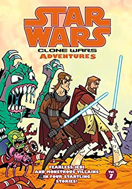 Clone Wars Adventures: Volume 7 9781593076788