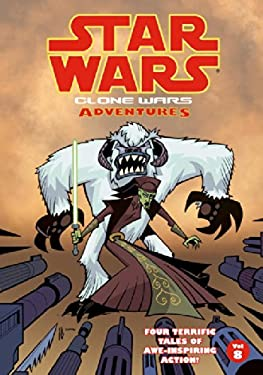 Clone Wars Adventures: Volume 8
