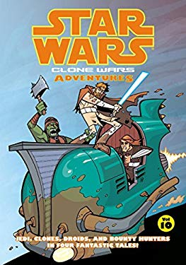Clone Wars Adventures: Volume 10 9781593078782