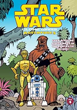 Clone Wars Adventures: Volume 4