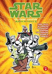 Star Wars: Clone Wars Adventures Volume 3 7277802