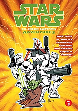Star Wars: Clone Wars Adventures Volume 3 9781593073077