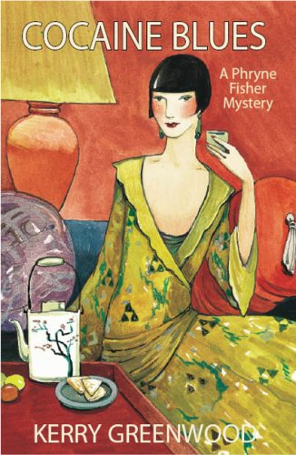 Cocaine Blues: A Phryne Fisher Mystery 9781590583852
