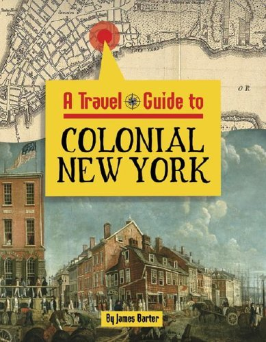 Colonial New York 9781590182505