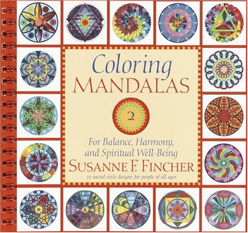 Coloring Mandalas 2 9781590300862