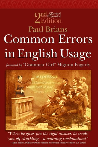 Common Errors in English Usage 9781590282076