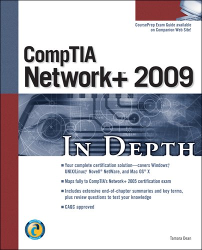 CompTia Network+ 2009 in Depth 9781598638783