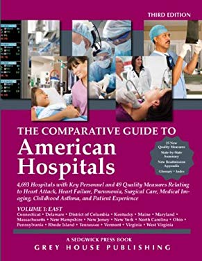 Comparative Guide to American Hospitals 4 Vol Set 9781592378388