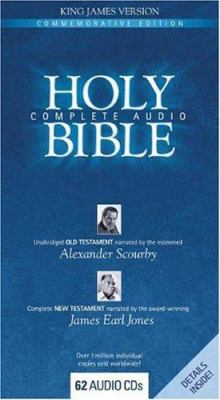 Complete Audio Holy Bible-KJV 9781591504269