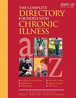 Complete Directory for People with Chronic Illness 9781592374151