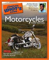 Complete Idiot's Guide to Motorcycles 7272224