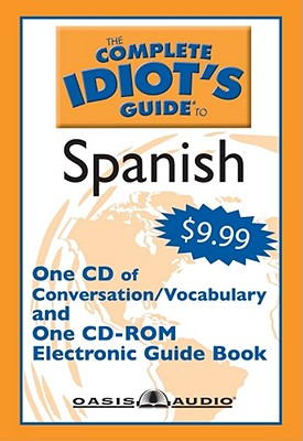 Complete Idiot's Guide to Spanish [With CDROM] 9781598591170