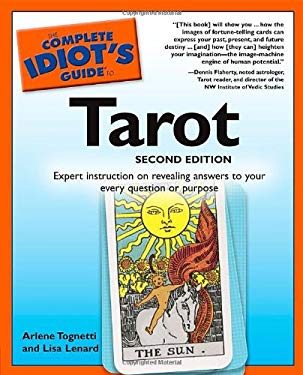 Complete Idiot's Guide to Tarot 9781592570669