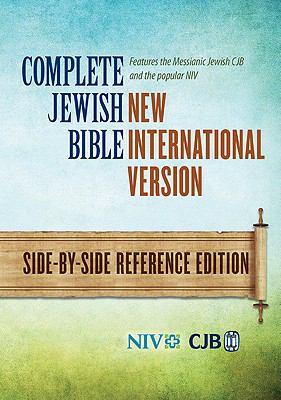 Complete Jewish Bible-PR-Cjb/NIV 9781598566598