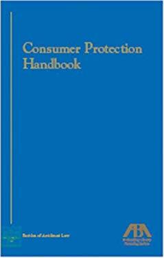 Consumer Protection Handbook 9781590313688