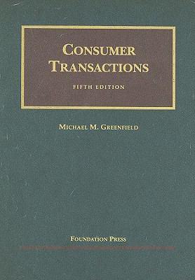 Consumer Transactions 9781599413341