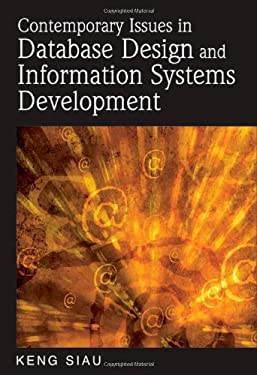 Contemporary Issues in Database Design and Information Systems Development 9781599042893
