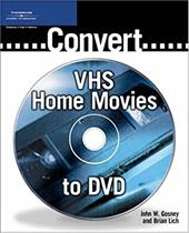 Convert Vhs Home Movies to DVD 7263012