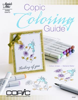 Copic Coloring Guide 9781596353763