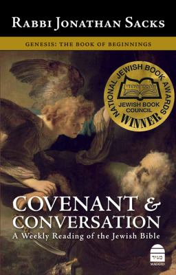 Covenant & Conversation: Genesis: The Book of Beginnings 9781592640201