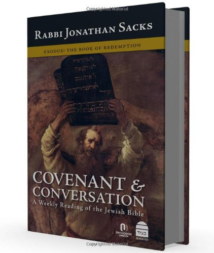 Covenant & Conversation: Exodus: The Book of Redemption 9781592640218