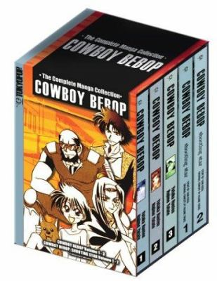 Cowboy Bebop Set: The Complete Manga Collection 9781591825906