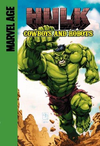 Cowboys and Robots 9781599610443