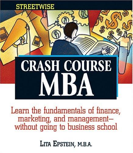 Crash-Course MBA 9781593372101