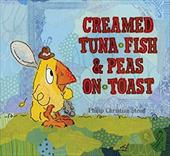 Creamed Tuna Fish & Peas on Toast