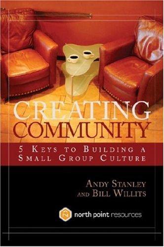 Creating Community 9781590523964