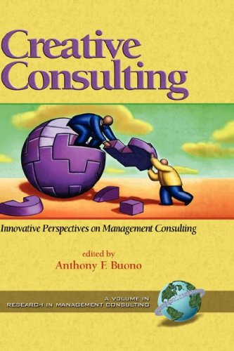 Creative Consulting: Innovative Perspectives on Management Consulting (Hc) 9781593112417