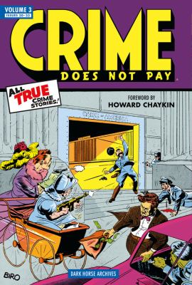 Crime Does Not Pay Archives Volume 3 9781595829979