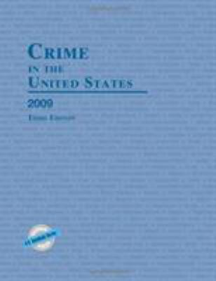 Crime in the United States 9781598883299