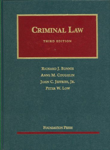 Criminal Law - 3rd Edition