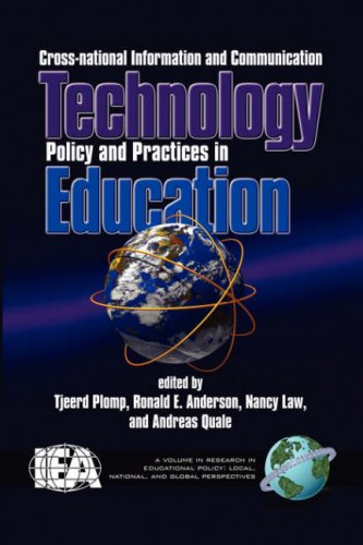 Cross-National Information and Communication Technology Polices and Practices in Education (PB) 9781593110185