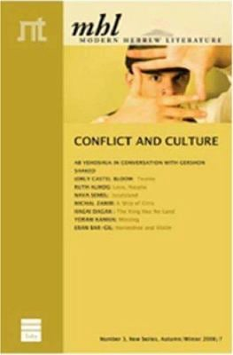 Culture and Conflict 9781592641703