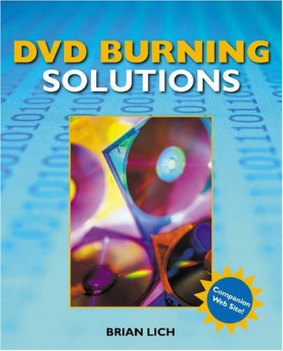 DVD Burning Solutions 9781592000876