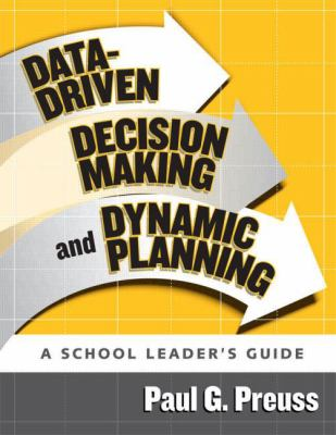 Data-Driven Decision Making and Dynamic Planning 9781596670709