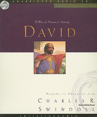 David: A Man of Passion & Destiny 9781596446458