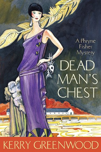 Dead Man's Chest: A Phryne Fisher Mystery 9781590587997