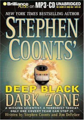 Deep Black Dark Zone 9781593356750