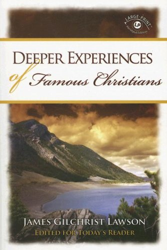 Deeper Experiences of Famous Christians 9781593171803