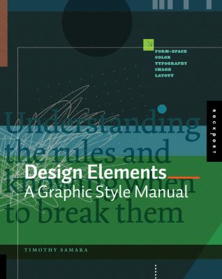 Design Elements: A Graphic Style Manual 9781592532612