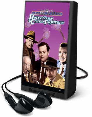 Detectives & Crime Fighters [With Headphones] 9781598955026